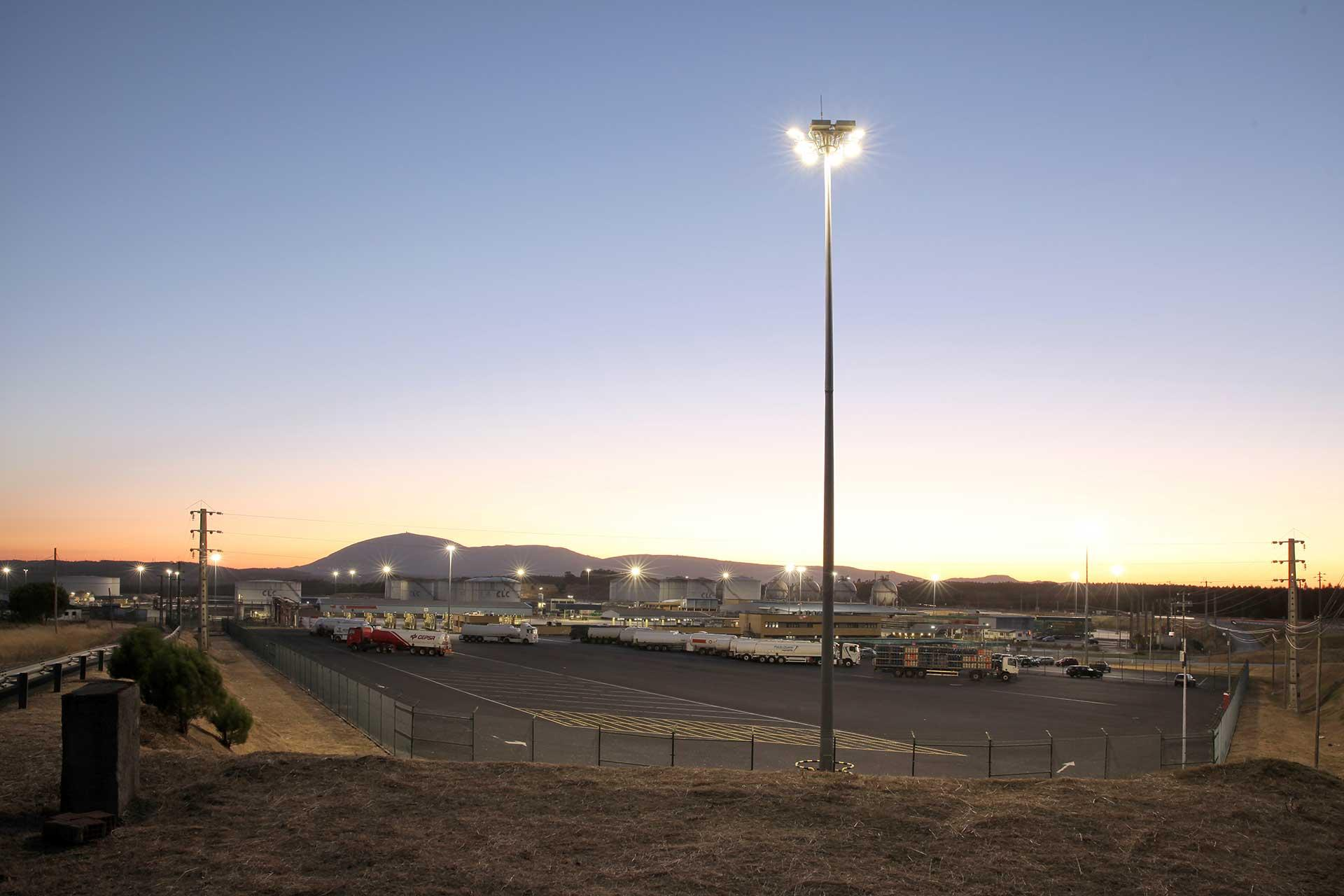 Schréder industry lighting solution cut energy costs by 77% for CLC